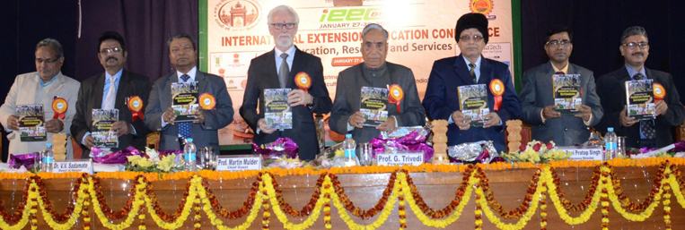 Book release during IEEC2016 inaugural session